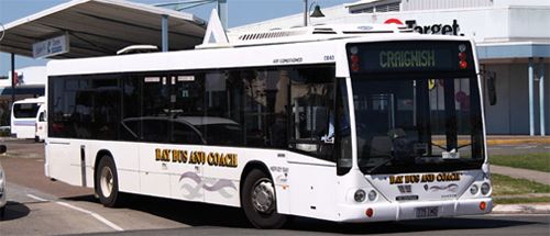 Image: Bus Routes to Hervey Bay